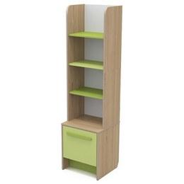 Детский книжный шкаф КВ - 05