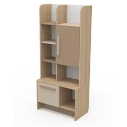 Детский книжный шкаф КВ - 04-1