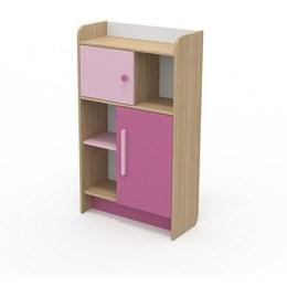 Детский книжный шкаф КВ - 04-2