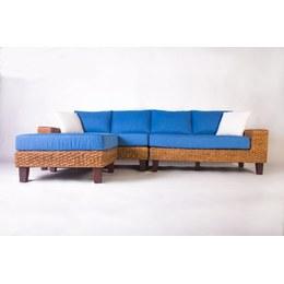 Комплект мягкой мебели Фьорд с пуфом