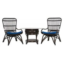 Кофейный комплект Дрим кофейный столик + 2 кресла