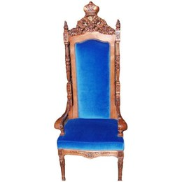 Кресло Трон №2 кожа