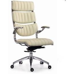 Кресло руководителя Органик (кожа)