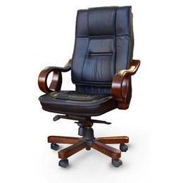 Кресло руководителя Новаро (кожа) мультиблок