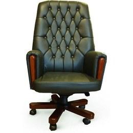 Кресло руководителя Оксфорд (кожа)
