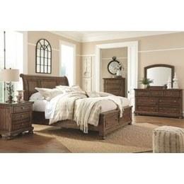 Ліжко Flynnter Queen B719-74-77-98