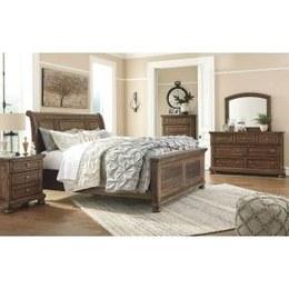Ліжко Flynnter Queen B719-54-57-96