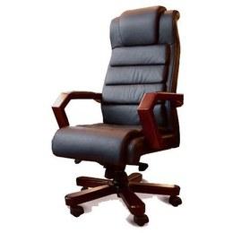 Кресло руководителя Леонардо (кожа)