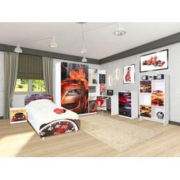 Дитяча кімната Світ меблів Мульті рісунок