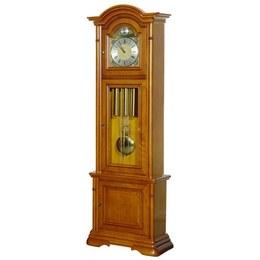 Витрина Elegance с часовым механизмом