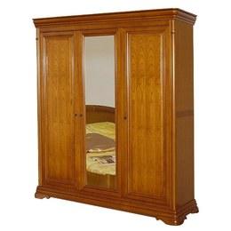 Шкаф 3-х дверный Elegance с зеркалом