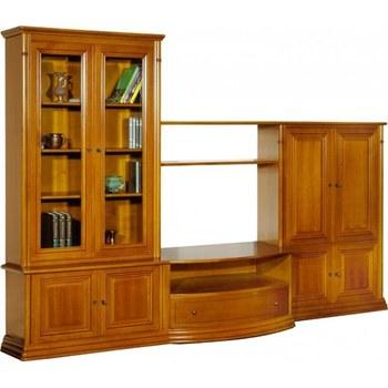 Библиотека Elegance черешня