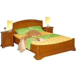 Кровать Elegance черешня