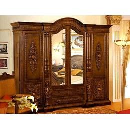 Шкаф 4-х дверный Florenza с зеркалами