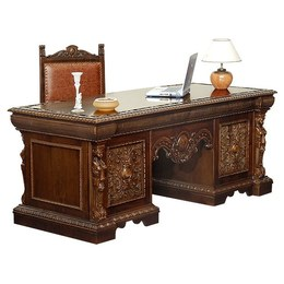 Стол письменный Florenza 2 тумбы