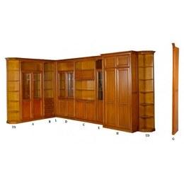 Библиотека Romantique Lux модульная
