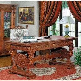Письмовий стіл Italian Renaissance прямокутний
