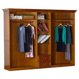 Шкаф 5-и дверный Romantique Lux с зеркалом