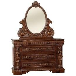 Комод Florenza с зеркалом