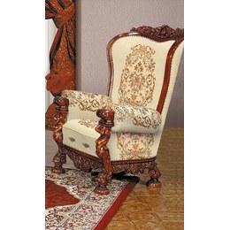 Кресло Italian Renaissance цветной рисунок