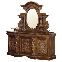 Креденс Florenza с зеркалом