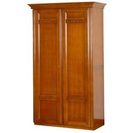 Шкаф 2-х дверный Romantique Lux дерево
