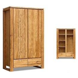 Шкаф 2-х дверный Бремен Из дуба