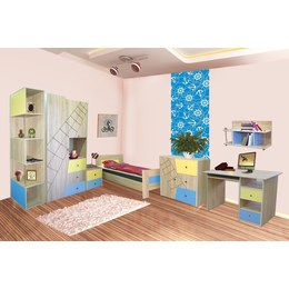 Детская комната Юнга подростковая