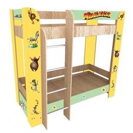Кровать детская Даня с декором
