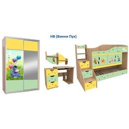 Детская комната Никита дсп
