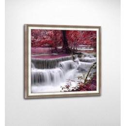 Картина Водопад Панно в раме FP-143 ER01+