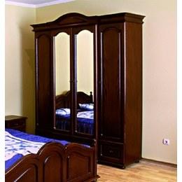 Шкаф 4-х дверный Яна 1.88