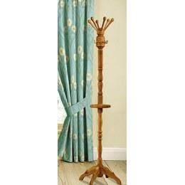 Вешалка Декоративная деревянная