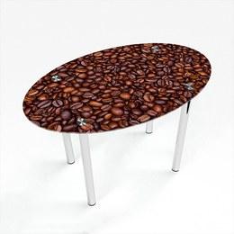 Стіл обідній Овальний Coffee aroma