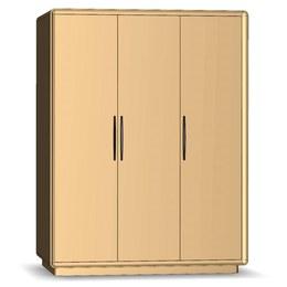 Шкаф 3-х дверный Модена 3Д