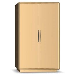 Шкаф 2-х дверный Модена 2Д