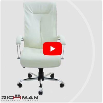 Обзор кресла Richman Бостон Хром