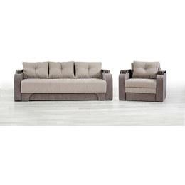 Комплект мягкой мебели Триумф А 3+1