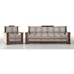 Комплект мягкой мебели Орфей 3+1