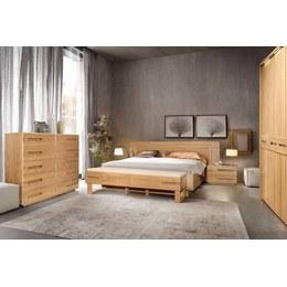 Спальня Амстердам #1 дуб