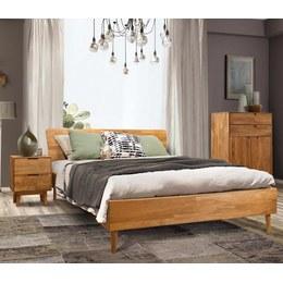 Спальня Сканди #1 дуб