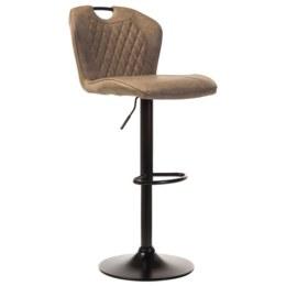 Барный стул B-102 бежевый антик